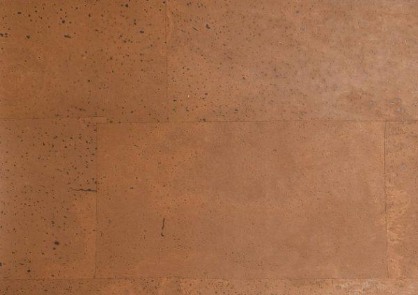 Luonnollinen korkkikangas HAVANA RUSKEA